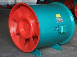 轴流式消防高温排烟风机
