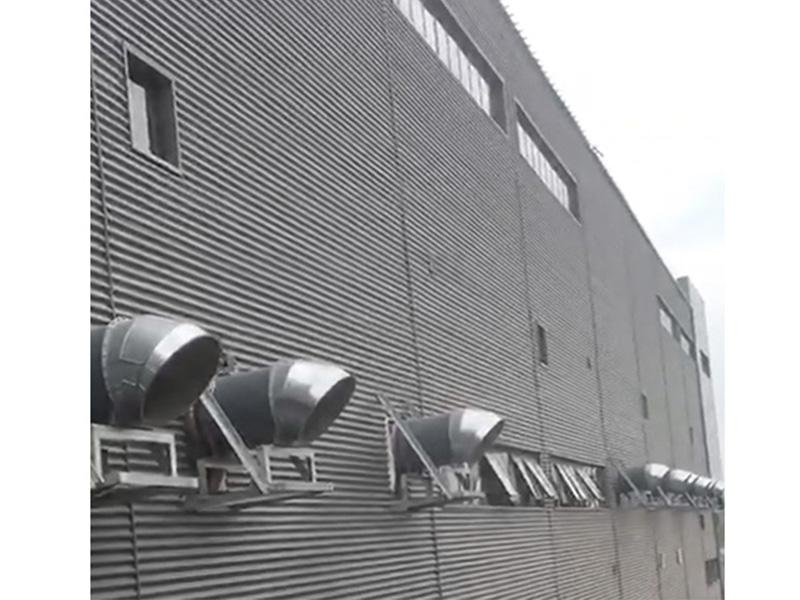 天津京东物流园工程案例
